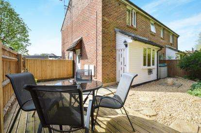 1 Bedroom Terraced House for sale in Cloudberry Road, Haydon Wick, Swindon, Wiltshire