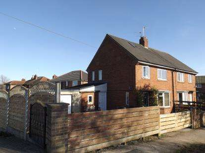 5 Bedrooms Semi Detached House for sale in Wedderburn Avenue, Harrogate, North Yorkshire