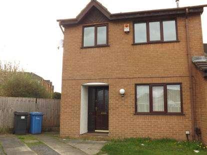 3 Bedrooms Semi Detached House for sale in Bond Close, Sankey Bridges, Warrington