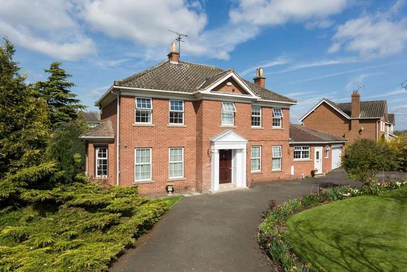 4 Bedrooms Detached House for sale in Wenlock Drive, Escrick, York