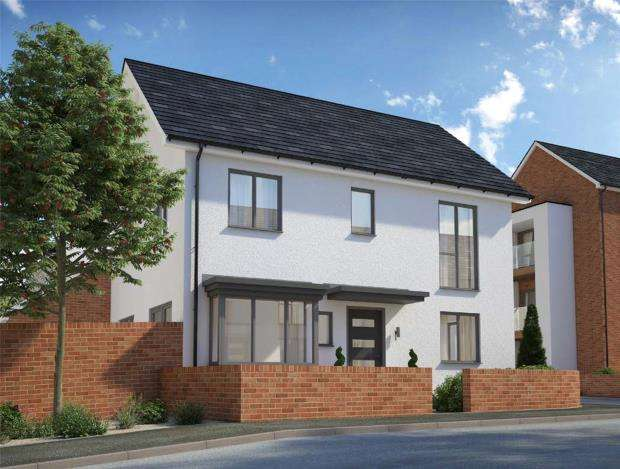 3 Bedrooms End Of Terrace House for sale in Expression, Pinhoe Road, Exeter, Devon