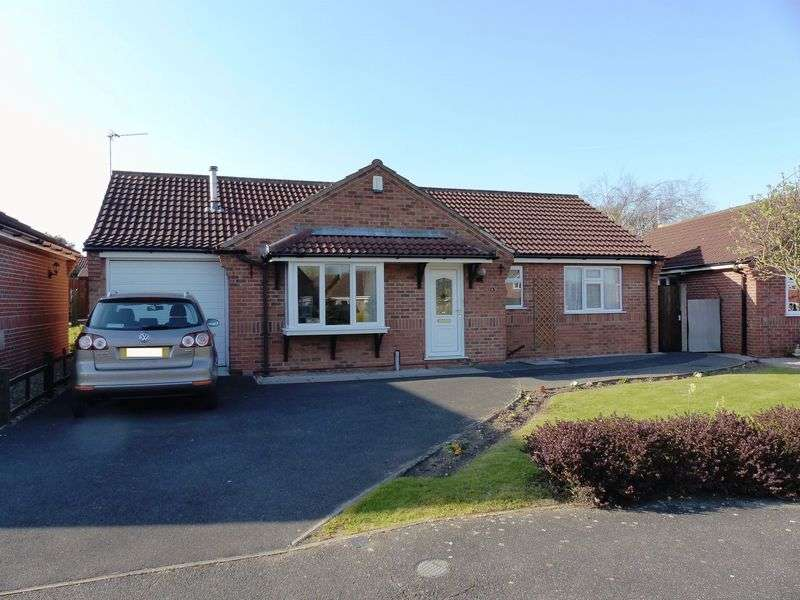 4 Bedrooms Detached Bungalow for sale in Acer Court, Lincoln