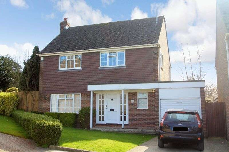4 Bedrooms Detached House for sale in Short Street, Chillenden
