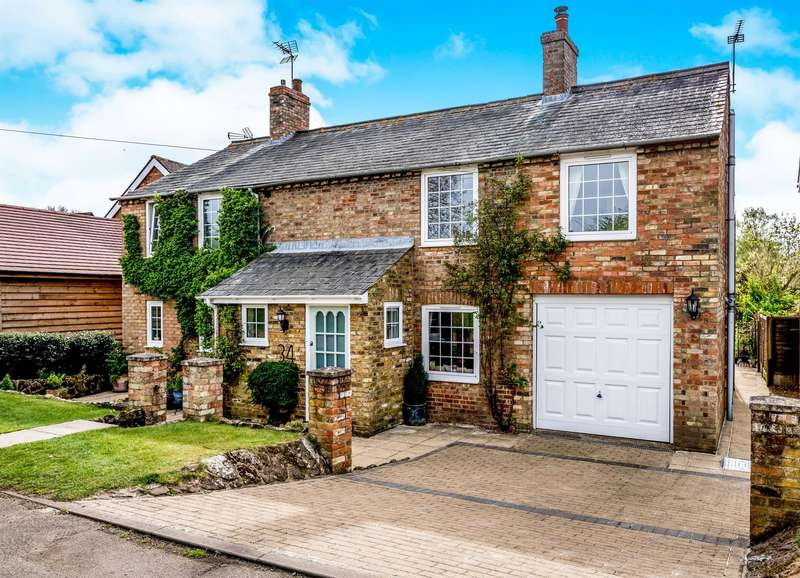 6 Bedrooms Detached House for sale in Jacques Lane, Clophill, Bedford, MK45