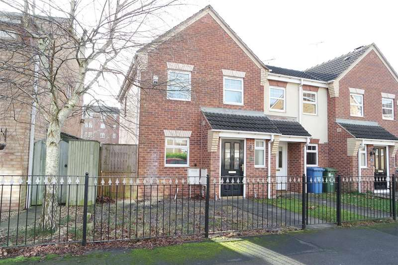 3 Bedrooms Property for sale in Heathfield Way, Mansfield