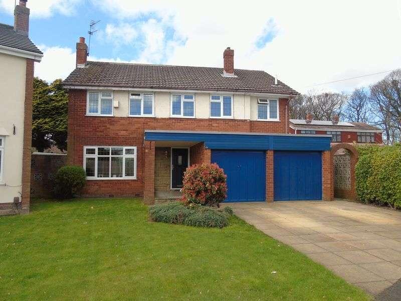 5 Bedrooms Detached House for sale in Teynham Avenue, Prescot