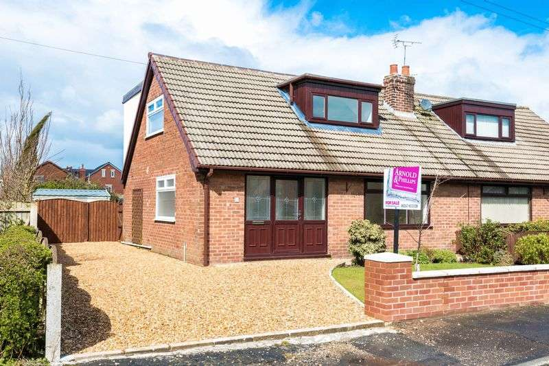 4 Bedrooms Semi Detached House for sale in Hinds Head Avenue, Wrightington