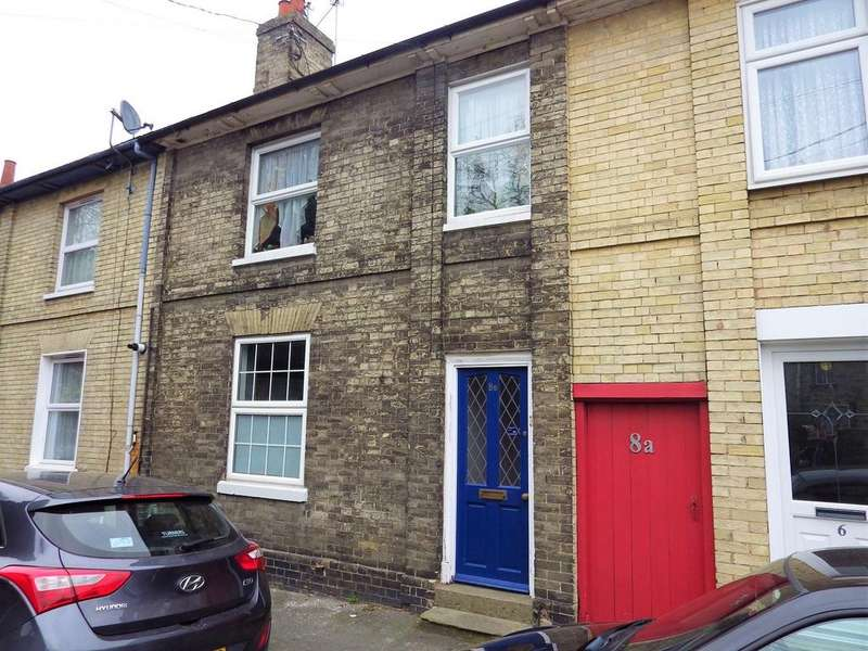 1 Bedroom Ground Flat for sale in Regent Street, Stowmarket IP14
