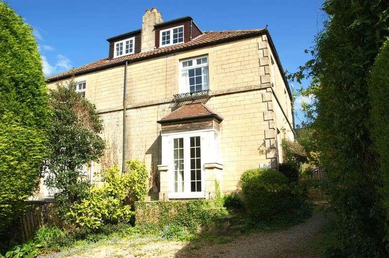 4 Bedrooms Semi Detached House for sale in Vellore Lane, Bathwick, Bath