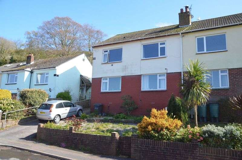 2 Bedrooms Flat for sale in SOUTHDOWN AVENUE, BRIXHAM