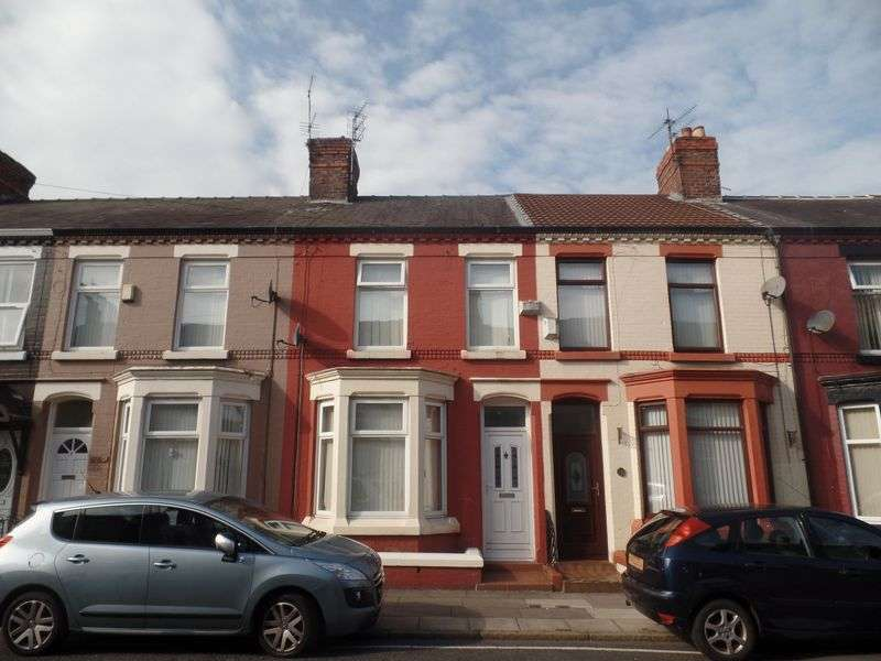 3 Bedrooms House for sale in 9 Malden Road, Liverpool
