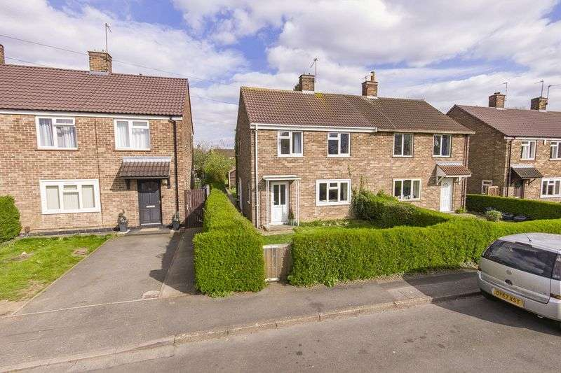 3 Bedrooms Semi Detached House for sale in DALE ROAD, ALVASTON