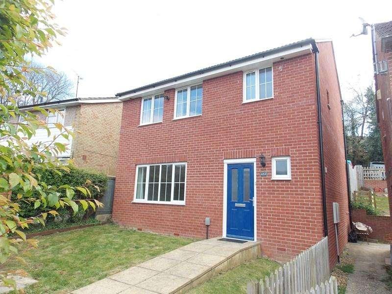 3 Bedrooms Detached House for sale in Vale Crescent, Tilehurst, Reading