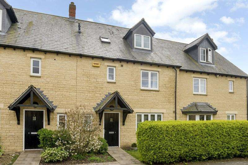 4 Bedrooms Terraced House for sale in Old Johns Close, Middle Barton, Chipping Norton