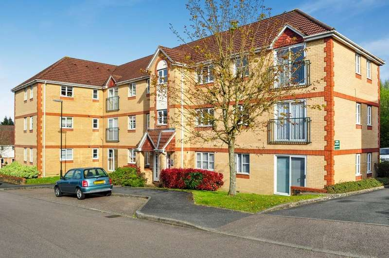 2 Bedrooms Apartment Flat for sale in Dakin Close, Maidenbower