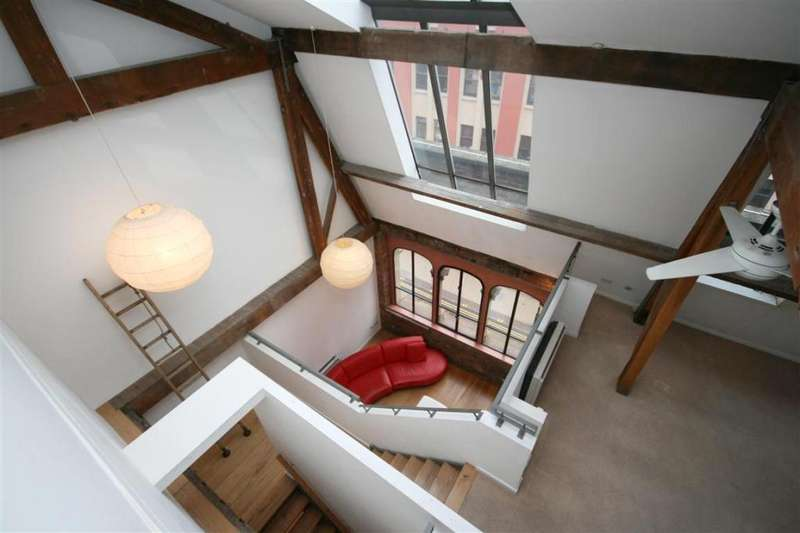 2 Bedrooms Penthouse Flat for rent in Smithfield Buildings, Tib Street, Manchester, M4