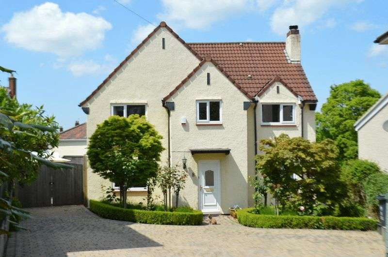 5 Bedrooms Detached House for sale in Downs Cote Gardens, Westbury-on-Trym