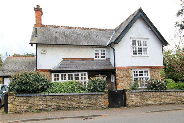 3 Bedrooms Detached House for sale in Manor Lodge, Church Street, Burton Latimer