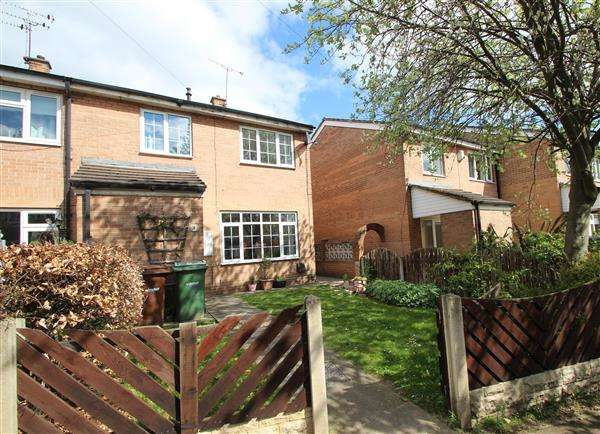 3 Bedrooms Semi Detached House for sale in Kirkby Close, South Kirkby