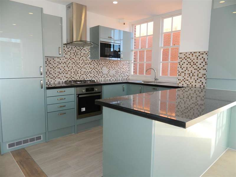 2 Bedrooms Apartment Flat for sale in Former Nurses Residence, Canterbury Road, Margate