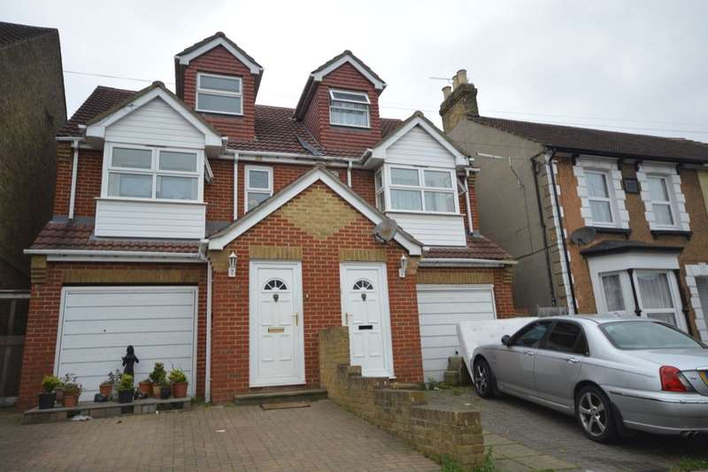 3 Bedrooms Semi Detached House for sale in Nelson Road, Gillingham, ME7