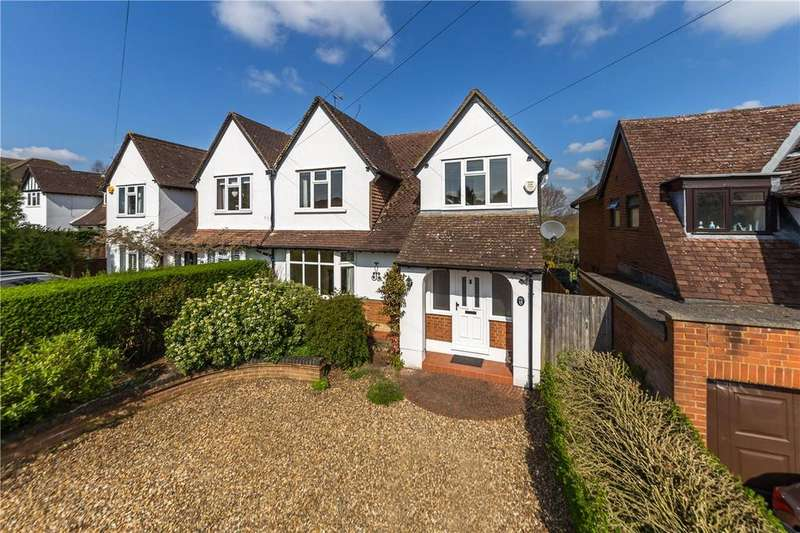 4 Bedrooms Semi Detached House for sale in Ragged Hall Lane, St. Albans, Hertfordshire