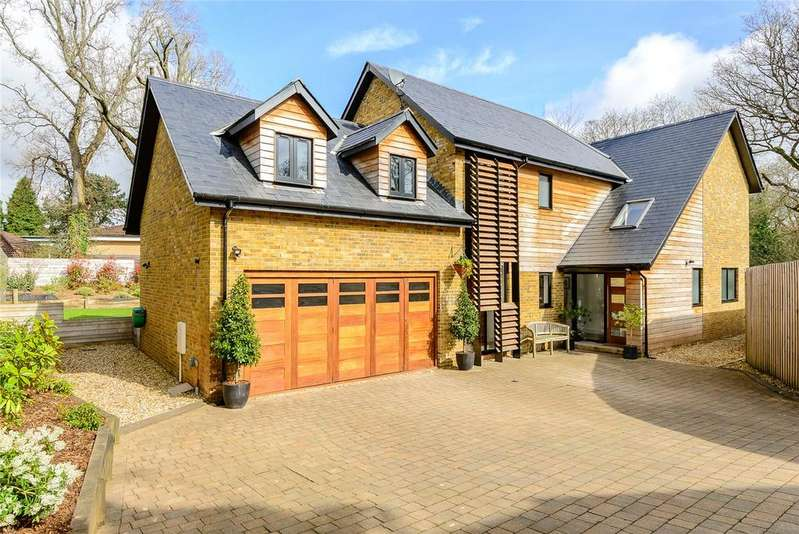 4 Bedrooms Detached House for sale in Cyncoed Road, Cardiff, CF23