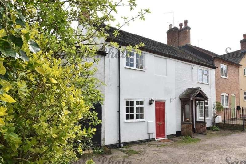 2 Bedrooms Property for sale in Cornmill Lane, Tutbury, Burton-On-Trent, DE13