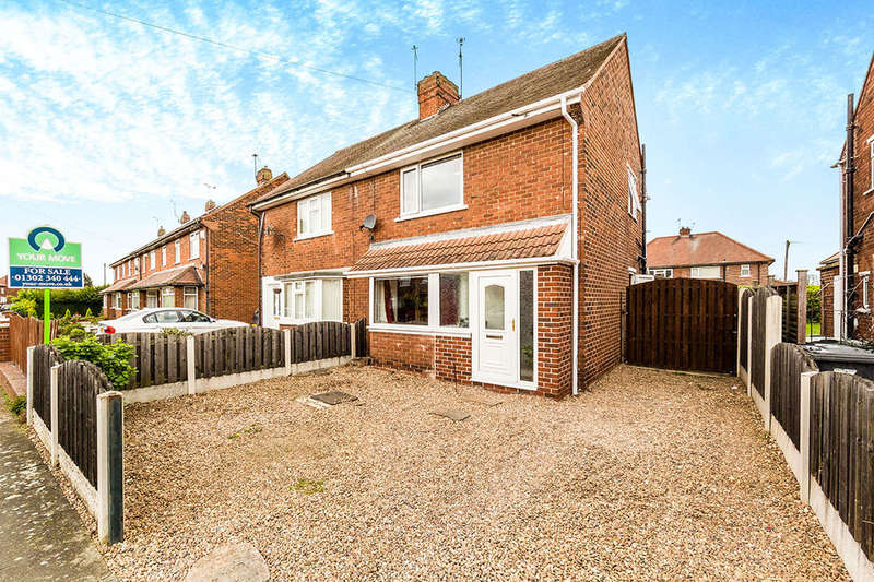 2 Bedrooms Semi Detached House for sale in Abercorn Road, Intake, Doncaster, DN2