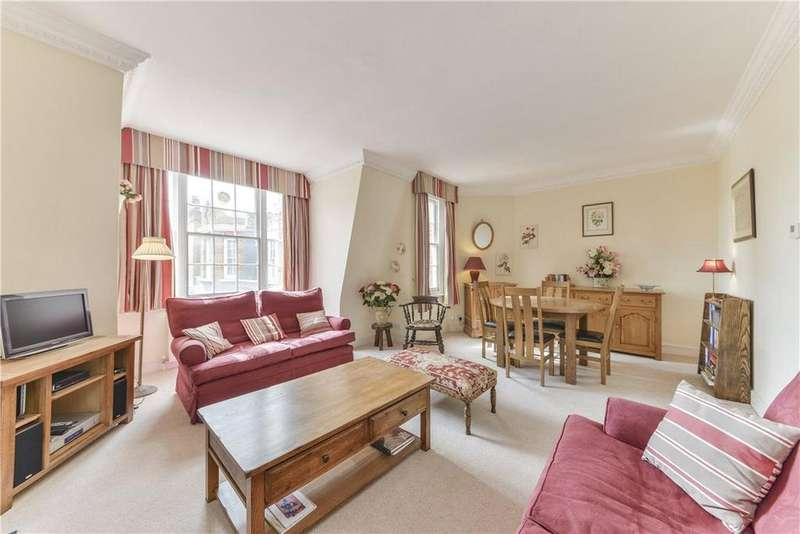 2 Bedrooms Flat for sale in Bullingham Mansions, Pitt Street, London, W8
