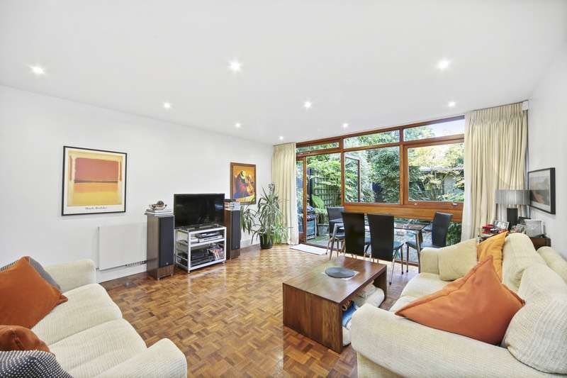 3 Bedrooms Terraced House for sale in Tibbets Close, Wimbledon, London, SW19
