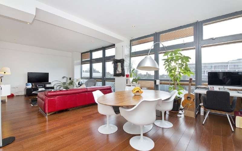 2 Bedrooms Apartment Flat for sale in Pentonville Road, London, London, N1