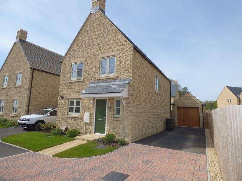 4 Bedrooms Detached House for sale in Merlin Close, Upper Rissington, Cheltenham, Gloucestershire, GL54