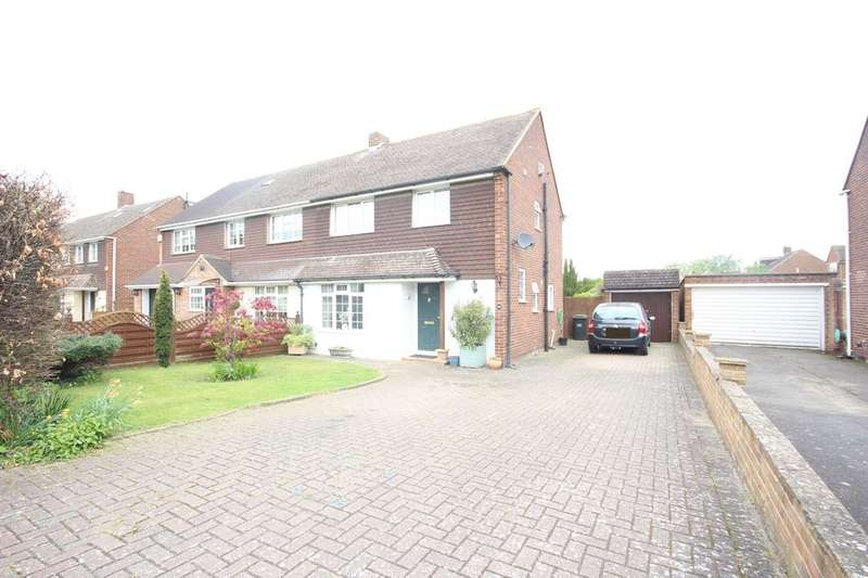 3 Bedrooms Semi Detached House for sale in AYLESFORD