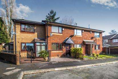 2 Bedrooms Terraced House for sale in Barrett Court, Bury, Greater Manchester, BL9