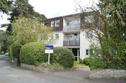 2 Bedrooms Flat for sale in 398 Charminster Road, Bournemouth, Dorset
