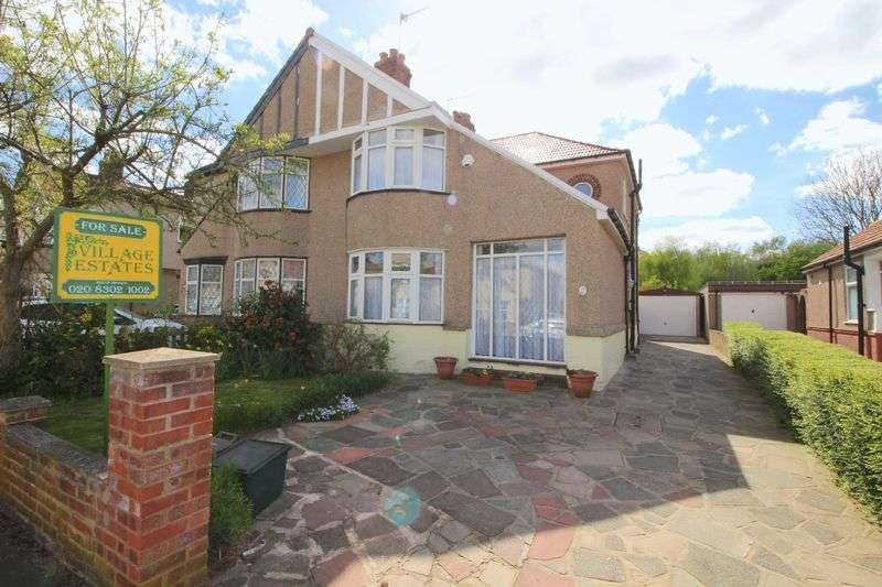 4 Bedrooms House for sale in Canterbury Avenue, Sidcup