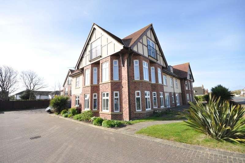2 Bedrooms Apartment Flat for sale in Burlington Court, 449 Clifton Drive North, St Annes, Lancashire, FY8 2PW