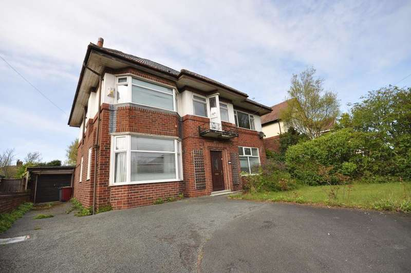 4 Bedrooms Detached House for sale in Newton Drive, Normoss, Blackpool, Lancashire, FY3 8PZ