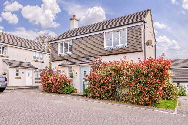 3 Bedrooms Detached House for sale in Myrtles Court, Pillmere, Saltash, Cornwall