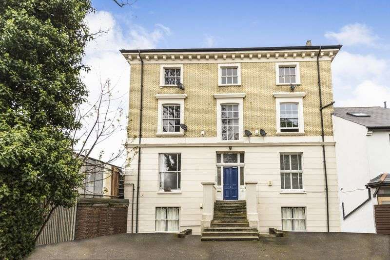 2 Bedrooms Flat for sale in Charlwood Mansions, Weir Road, Balham, SW12 0LS