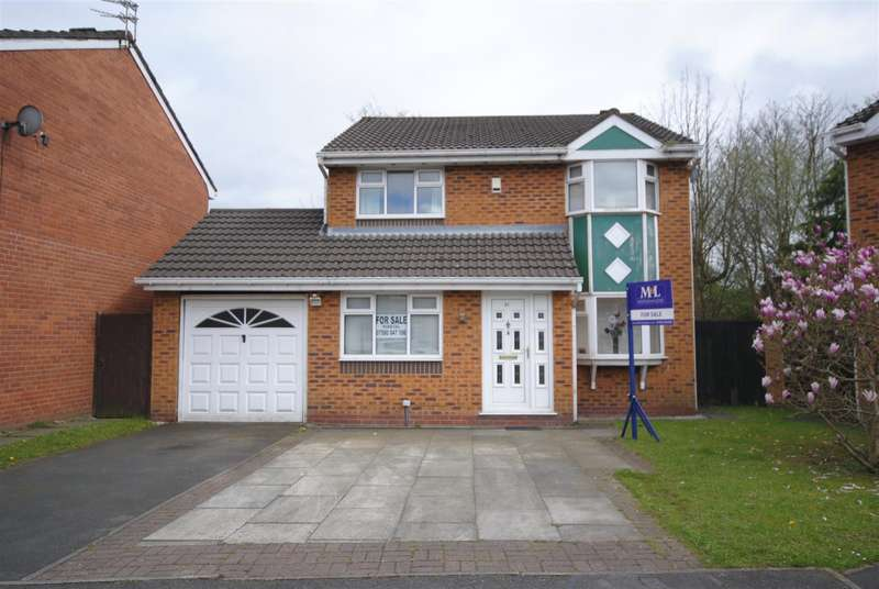 3 Bedrooms Detached House for sale in Perth Avenue, Ince, Wigan