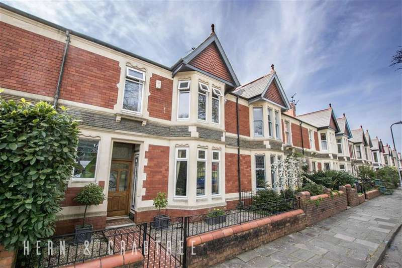 5 Bedrooms Property for sale in Victoria Park Road West, Victoria Park, Cardiff