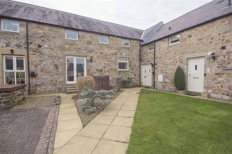 3 Bedrooms Semi Detached House for sale in Tughall Steads, Chathill