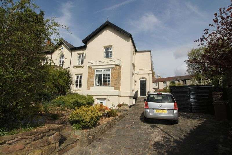 3 Bedrooms Terraced House for sale in Victoria Mount, Prenton
