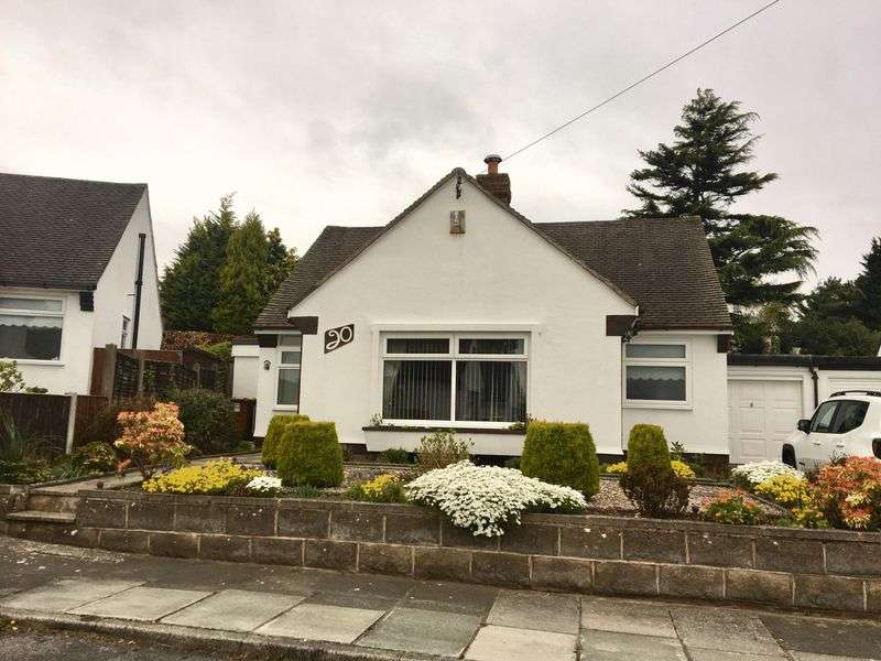 2 Bedrooms Detached Bungalow for rent in Orchard Way, Wirral