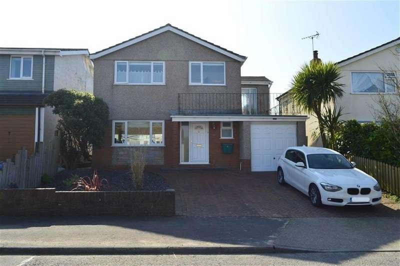 4 Bedrooms Detached House for sale in Woolacott Drive, Newton, Swansea