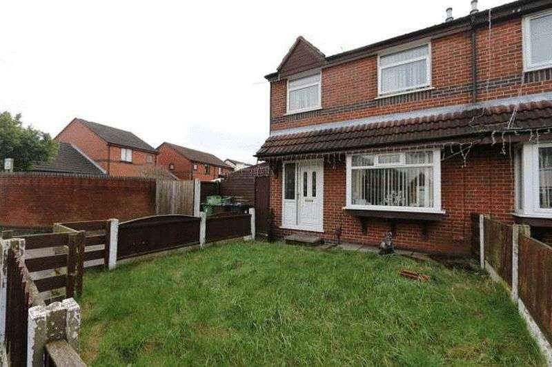 3 Bedrooms Semi Detached House for sale in Blakefield Road, Liverpool
