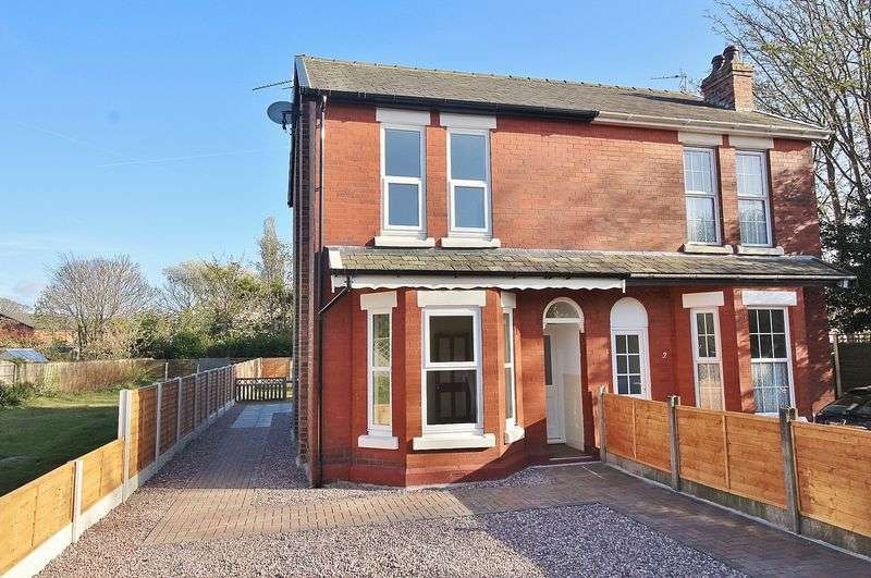 2 Bedrooms Semi Detached House for sale in Leamington Avenue, Ainsdale