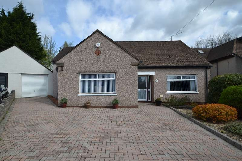 2 Bedrooms Detached Bungalow for sale in Troed-Y-Rhiw , Rhiwbina, Cardiff. CF14 6UR